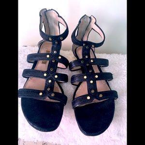 2/$25 Louise et Cie leather gladiator sandals EUC